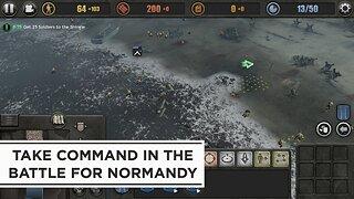 Company of Heroes - snímek obrazovky