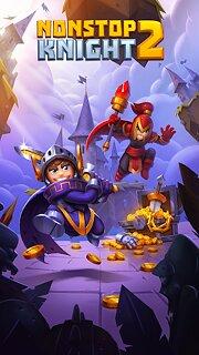 Nonstop Knight 2 - Action RPG - snímek obrazovky