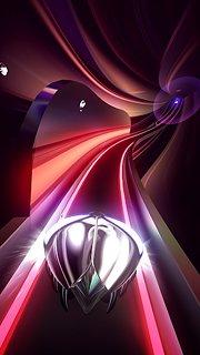 Thumper: Pocket Edition - snímek obrazovky