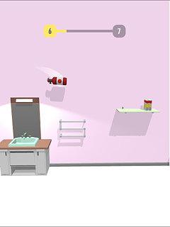 Bottle Jump 3D - snímek obrazovky