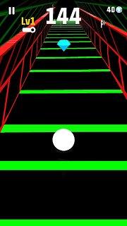 Slope Run - snímek obrazovky