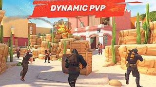 Guns of Boom - Online PvP Action - snímek obrazovky