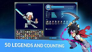 Brawlhalla - snímek obrazovky