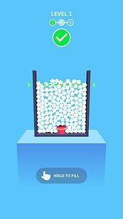 Popcorn Burst - snímek obrazovky