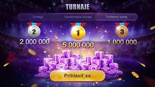 Slovenský Poker - snímek obrazovky