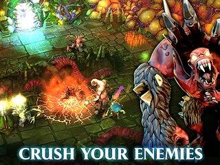 Warhammer Age of Sigmar: Realm War - snímek obrazovky