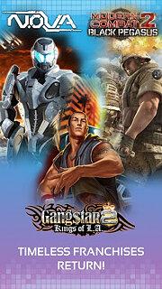 Gameloft Classics - snímek obrazovky