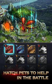Age of Kings: Skyward Battle - snímek obrazovky