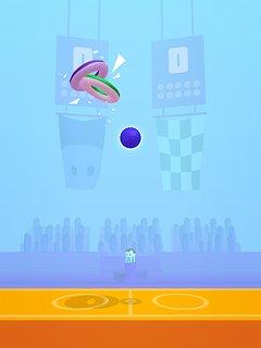 Hoop Stars - snímek obrazovky