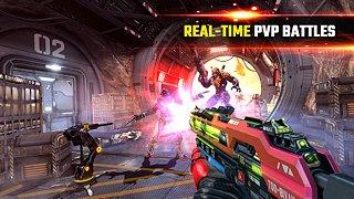 SHADOWGUN LEGENDS - FPS PvP and Coop Shooting Game - snímek obrazovky