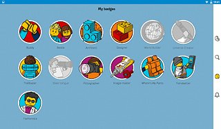 LEGO® Life - snímek obrazovky
