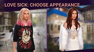 Love Sick: Interactive love story game with choice - snímek obrazovky