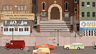 Beat Cop - snímek obrazovky