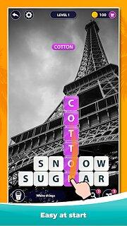 Word Surf - Word Game - snímek obrazovky
