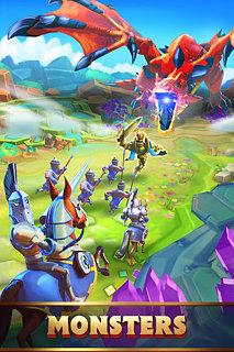 Lords Mobile: War Kingdom - Strategy RPG Battle - snímek obrazovky