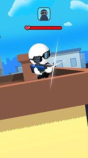 Johnny Trigger: Sniper - snímek obrazovky