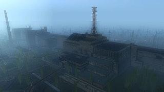 Escape from Chernobyl - snímek obrazovky