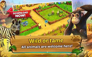 Zoo 2: Animal Park - snímek obrazovky