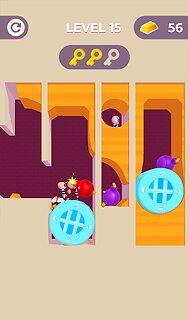 Escape Masters - snímek obrazovky