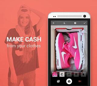 Vinted - Prodej Nakup Oblečení - snímek obrazovky