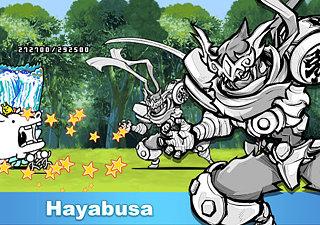 The Battle Cats - snímek obrazovky