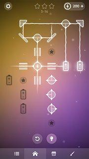 Laser Overload - snímek obrazovky