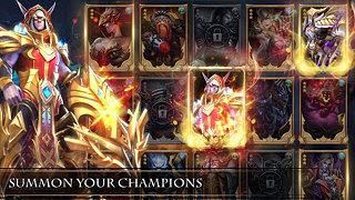 Trials of Heroes: Idle RPG - snímek obrazovky