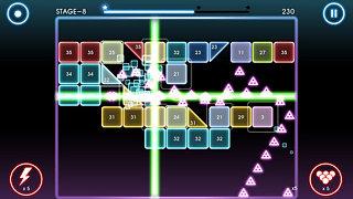 Bricks Breaker Quest - snímek obrazovky