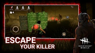 Dead by Daylight Mobile - snímek obrazovky