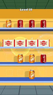 Hypermarket 3D - snímek obrazovky