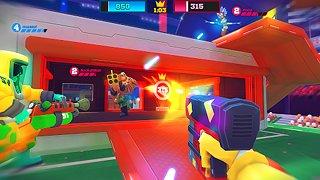 FRAG Pro Shooter - snímek obrazovky