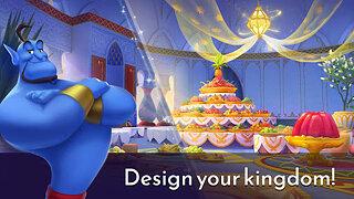 Disney Princess Majestic Quest: Match 3 & Decorate - snímek obrazovky