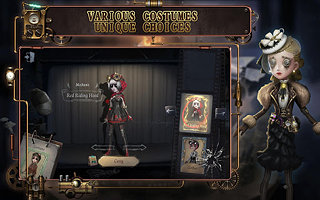 Identity V - snímek obrazovky