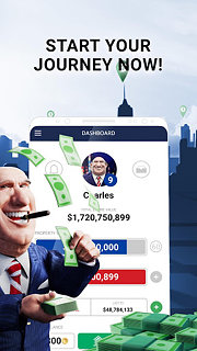 Landlord Tycoon - Money Investing Idle with GPS - snímek obrazovky