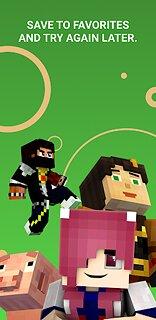 Master for Minecraft - snímek obrazovky