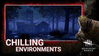 Dead by Daylight Mobile - Multiplayer Horror Game - snímek obrazovky