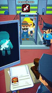 Border Patrol - snímek obrazovky