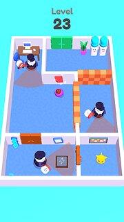 Cat Escape - snímek obrazovky