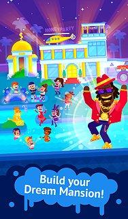 Partymasters - Fun Idle Game - snímek obrazovky