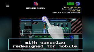 Flashback Mobile - snímek obrazovky