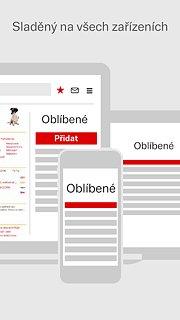 Seznam.cz - snímek obrazovky