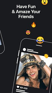 Reface: Face swap videos and memes with your photo - snímek obrazovky