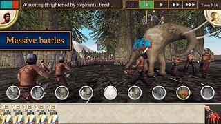 ROME: Total War - Barbarian Invasion - snímek obrazovky