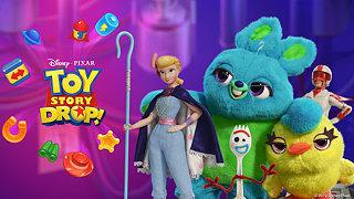 Toy Story Drop! - snímek obrazovky