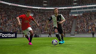 eFootball PES 2020 - snímek obrazovky