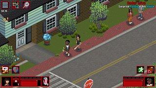 Stranger Things 3: The Game - snímek obrazovky