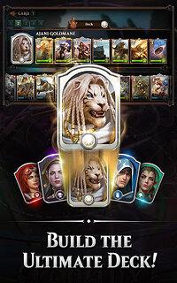 Magic: ManaStrike - snímek obrazovky