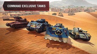 World of Tanks Blitz MMO - snímek obrazovky