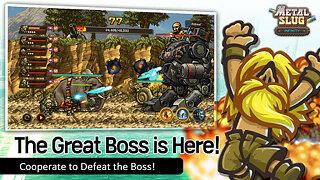 Metal Slug Infinity: Idle Game - snímek obrazovky