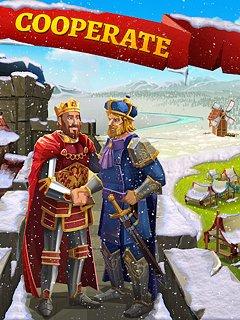 Empire: Four Kingdoms | Medieval Strategy MMO - snímek obrazovky